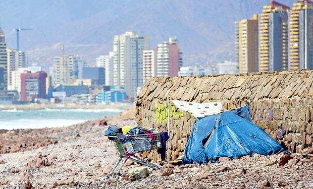 Los contrastes de Antofagasta