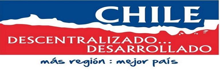 descentralización de chile