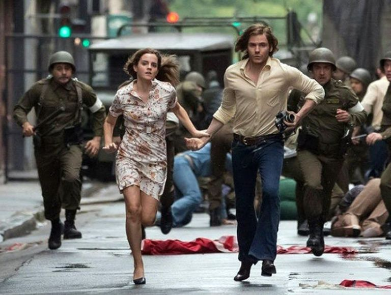 Emma Watson en pelicula de Colonia Dignidad