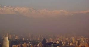 Smog en Santiago