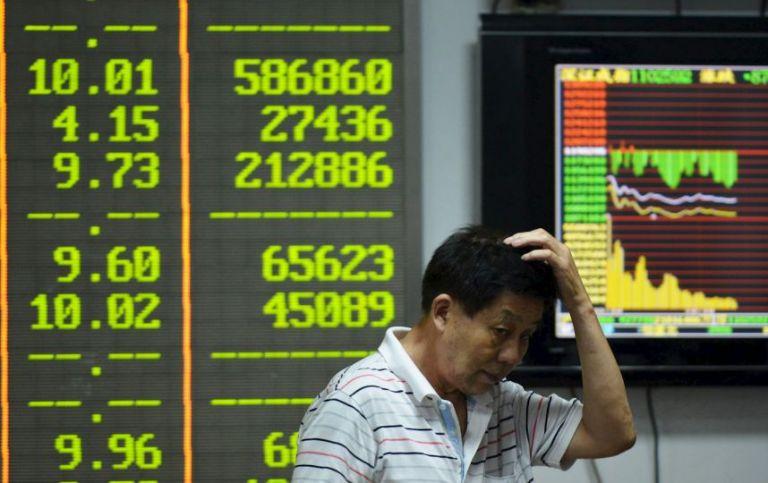 Crisis Bolsa China