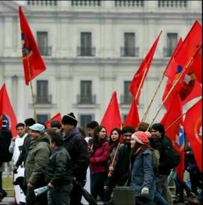 CUT marcha por Reforma Laboral y nueva Constitución