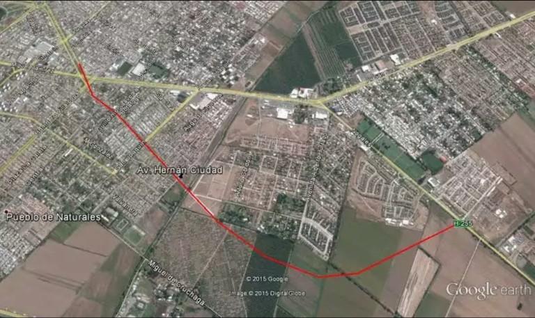 Proyecto busca conectar Alameda con avenida Hernán Ciudad para descongestionar Machalí y Rancagua