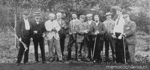Valparaíso Golf Club, 1925