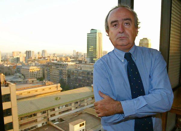 Gastón Gómez, abogado constitucionalista
