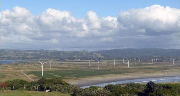 Parque Eólico Chiloé