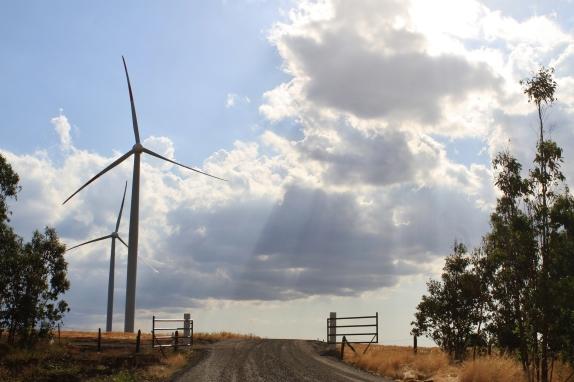 parque eólico llanquihue