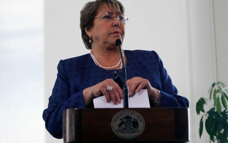 Presidenta Bachelet