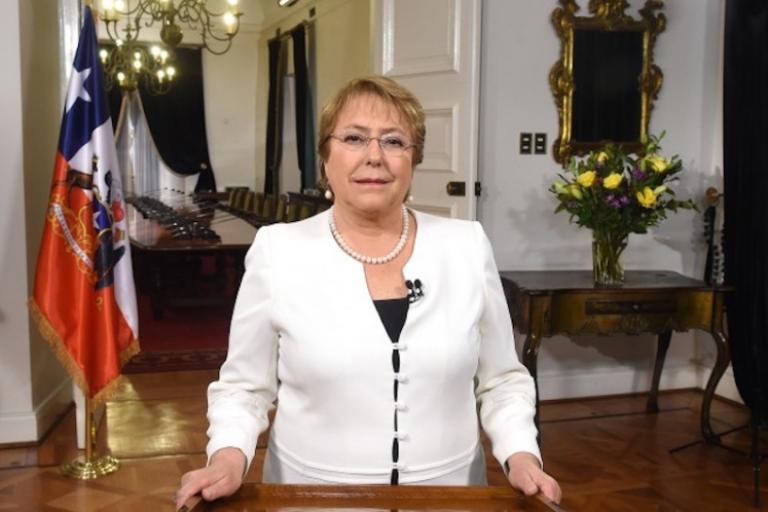 Bachelet-Presupuesto-2016
