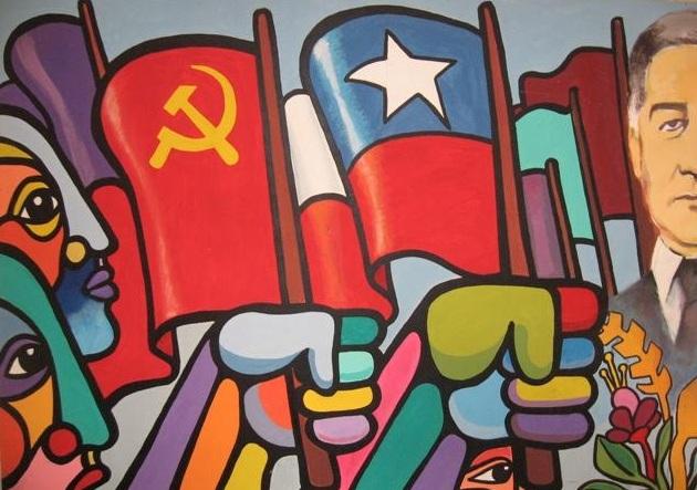 pc chile bandera