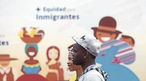 Radiografía a inmigrantes en Chile