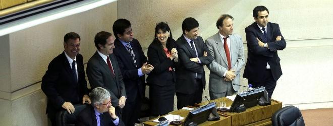 Senado aprueba a Jorge Abbott como nuevo fiscal nacional