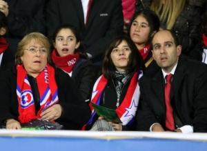 Bachelet y Jadue