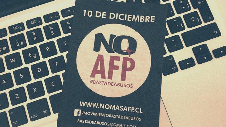 Campaña NO más AFP