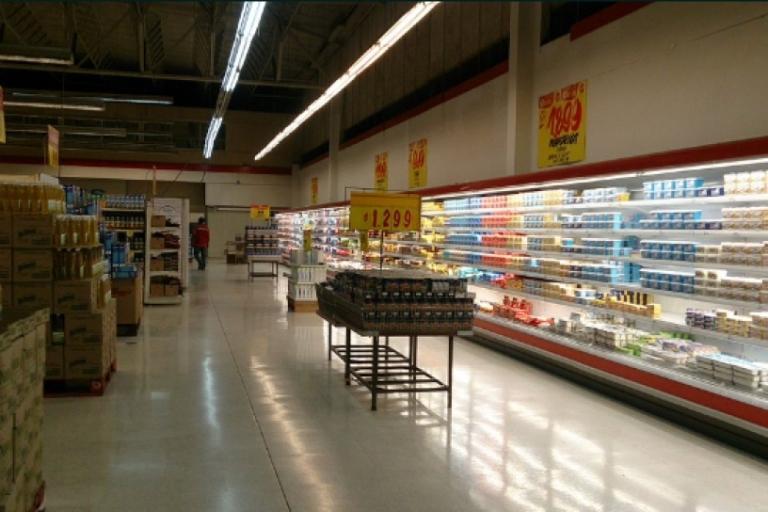Supermercados Vacios