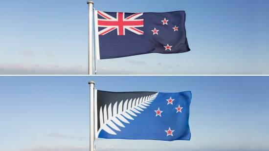 Banderas Nueva Zelanda