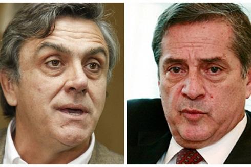 Pablo Longueira y Patricio Contesse