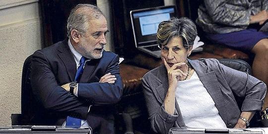 Senadores PS