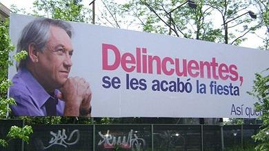piñera campaña políticas