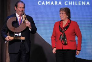 CChC a Bachelet