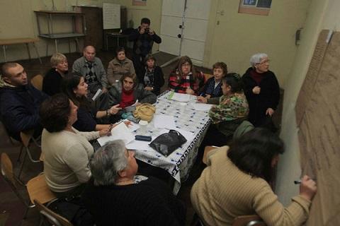Proceso Constituyente encuentro local