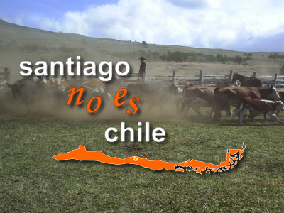 Santiago no es Chile