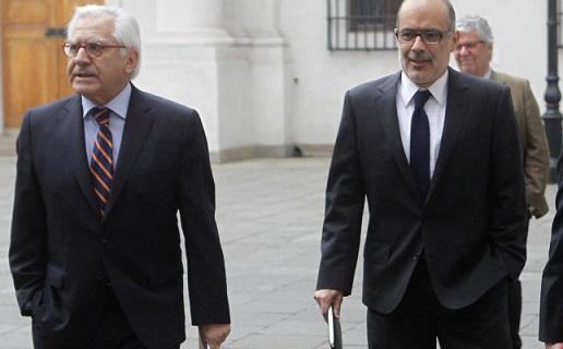 Peta Fernandez y Rodrigo Valdes