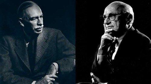 Keynes versus Friedman