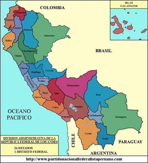 República Federal de Los Andes