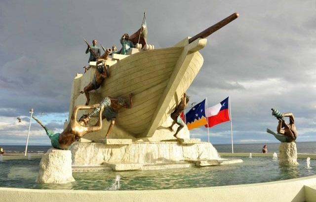 Toma de Posesión del Estrecho de Magallanes