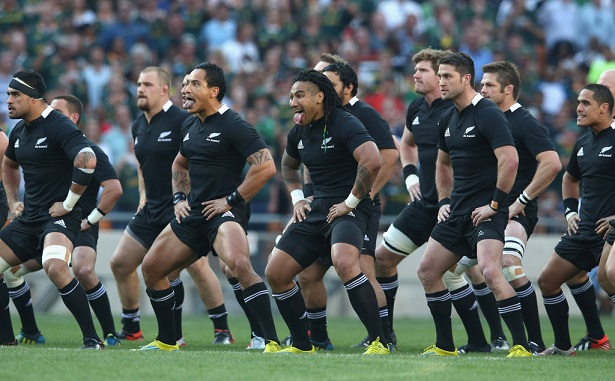 Haka de los All Blacks