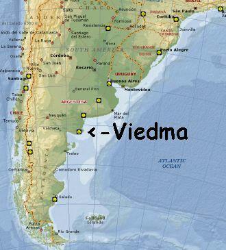 Proyecto de Distrito Federal Viedma-Carmen de Patagones