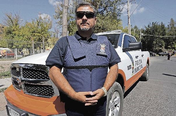 Policía Municipal de Calera de Tango