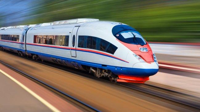 Tren rápido Santiago-Valparíso