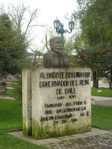 Alonso de Sotomayor - Gobernador del Reino de Chile