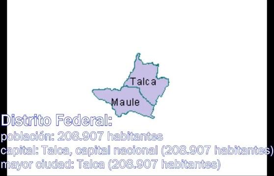 Distrito Federal Talca