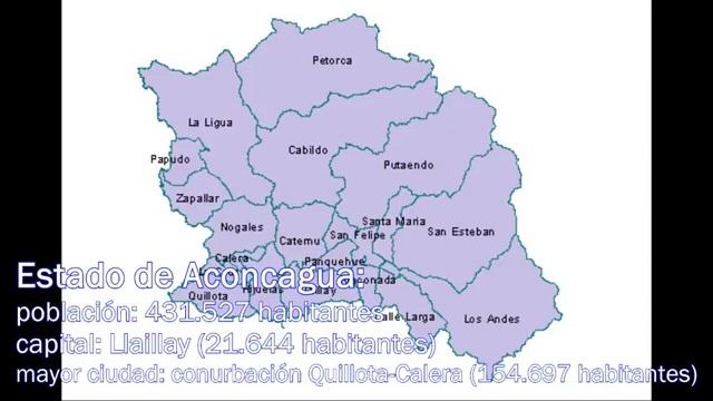 Estado de Aconcagua