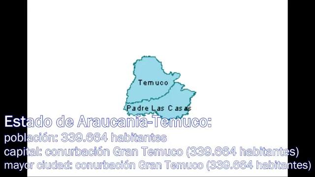 Estado de Araucanía-Temuco