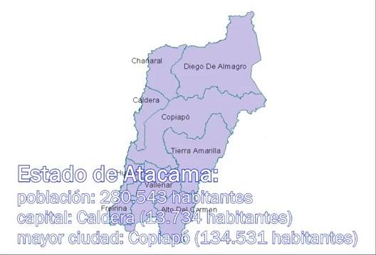 Estado de Atacama