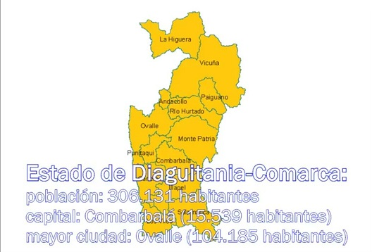 Estado de Diaguitania-Comarca
