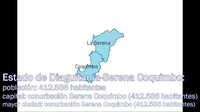 Estado de Diaguitania Serena-Coquimbo