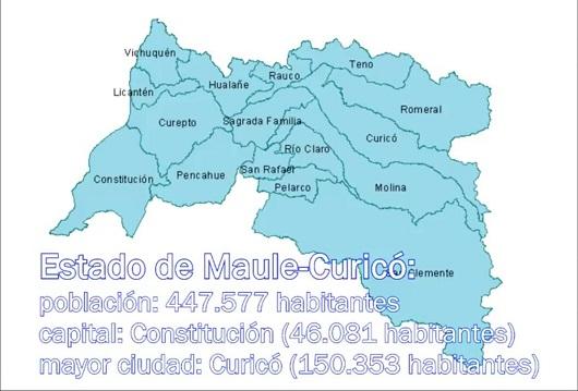 Estado de Maule-Curicó