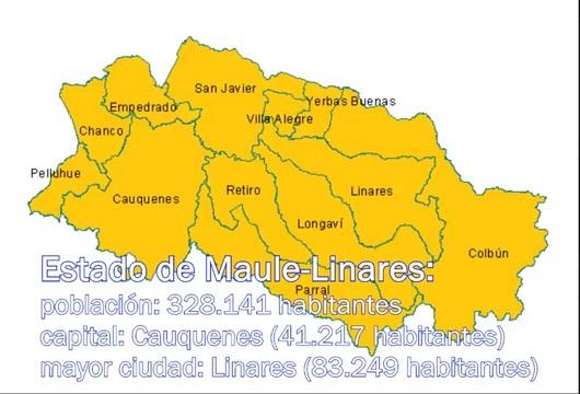 Estado de Maule-Linares