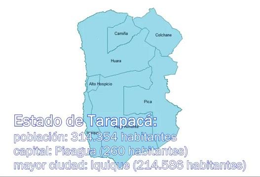 Estado de Tarapaca