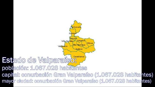 Estado de Valparaíso