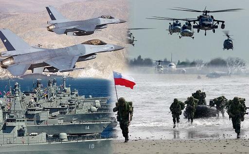 Fuerzas Armadas de Chile