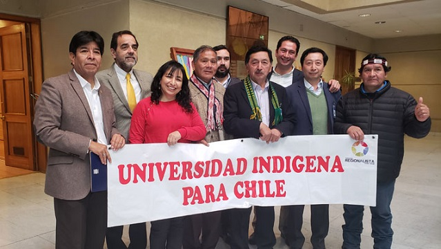 Universidad Indigena para Chile