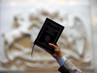 Proyecto de Constitución Federal